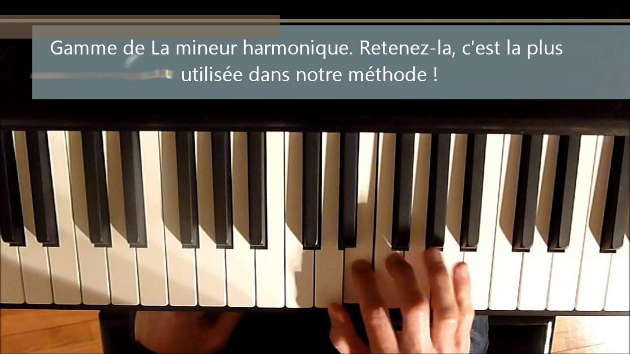 Lecon de piano - 1 part 3