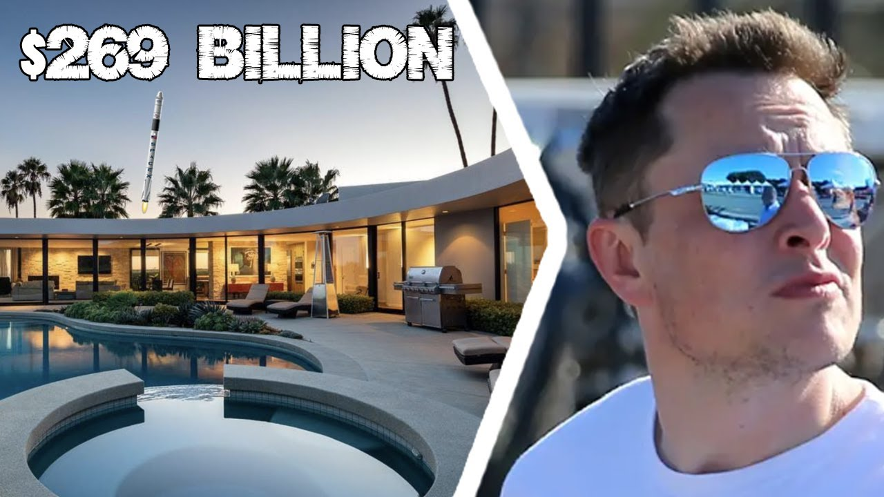 10 Expensive Things Owned By Billionaire Elon Musk