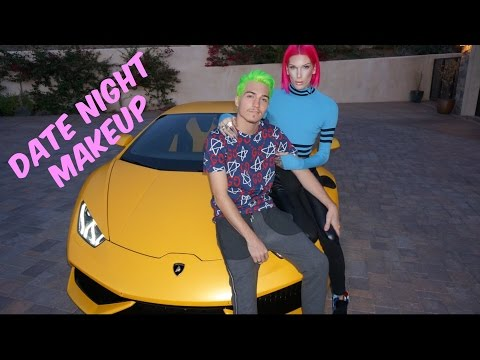 Thumbnail: EASY DATE NIGHT Makeup Tutorial | Jeffree Star
