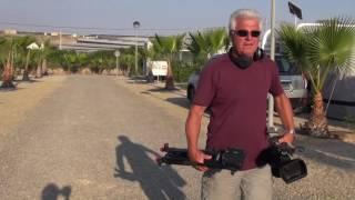 Interview mit Campern in Südspanien