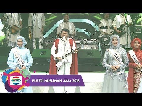MEMBANGGAKAN!! Rhoma Irama Menciptakan Lagu Baru Khusus Puteri Muslimah Asia 2018