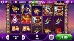 ARABIAN TALES SLOT - Tales of the Arabian Nights video slot machine - Slotomania Facebook Game