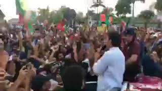 Chairman PTI Imran Khan Short Speech PTI Rally PTI Sargodha