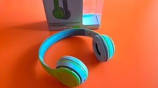 Harper HB-212 - навушники з Bluetooth та Mp3