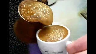 Bol Köpüklü Türk Kahvesi Nasıl Yapılır (Turkish Coffee with lots of spar)
