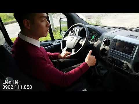 Trải Nghiệm Thực Tế Xe Khách GAZ 17 Tại Auto Tây Đô