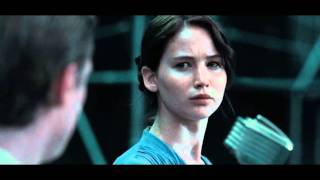 the hunger games hd theatrical trailer katniss peeta haymitch gale