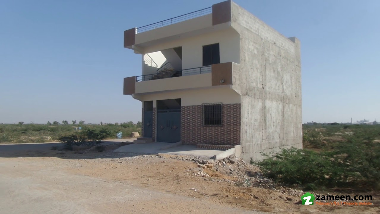 PLOT AVAILABLE FOR SALE IN MDA SCHEME 1 BIN QASIM TOWN KARACHI