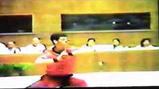 Wushu Jeffrey Falcon Chang Quan in Xian