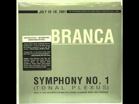 Glenn Branca-Symphony No. 1: Tonal Plexus (1983)