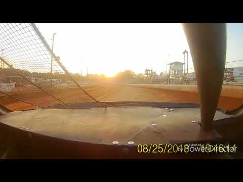 Busted Knuckle Racing- Sumter Speedway 8/25/2018