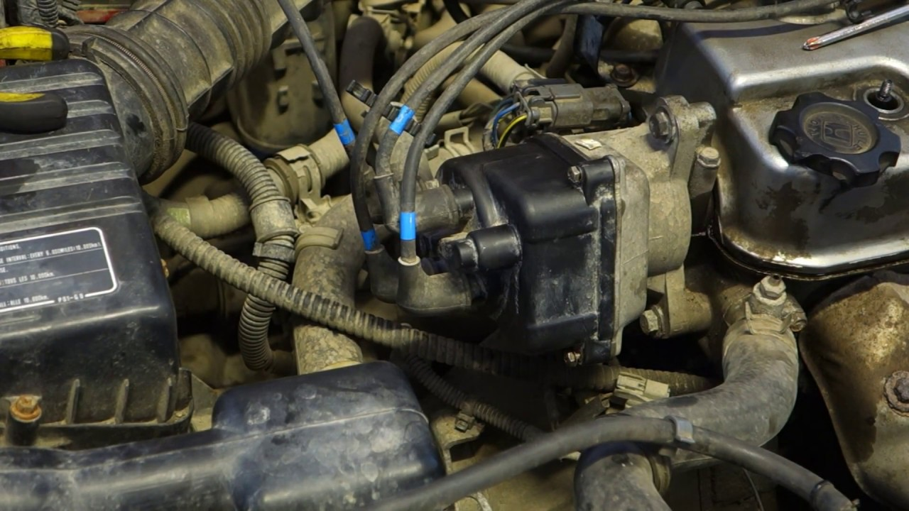 how to replace ignition coil in honda civic years 1992 to 2002 92 accord external coil wiring diagram [ 1280 x 720 Pixel ]
