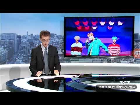 KPOP ON ITALIAN TV: TG3