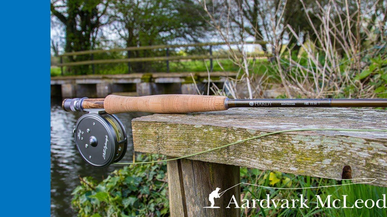 Hardy Zephrus FWS Fly Rod