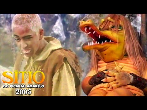 Sítio do Picapau Amarelo (2005) - Cuca Sofre com Dor de Barriga