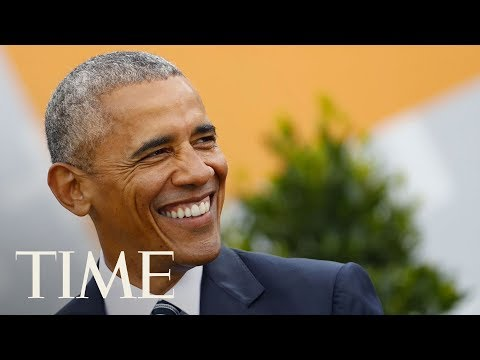 Barack & Michelle Obama Speak At First Obama Foundation Summit In Chicago | TIME