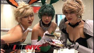 The Incredible Cosplayers of Anime NYC 2018 | Cosplay Music Video