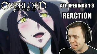 Overlord Openings 1 3 REACTION