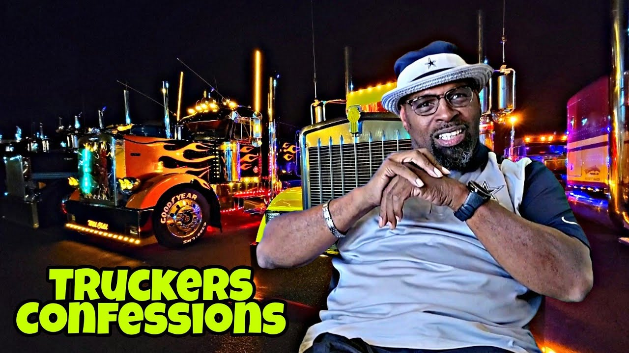 Trucker Confessions: Nobody Believed In Me But God, Now I Have 3 Semi Trucks