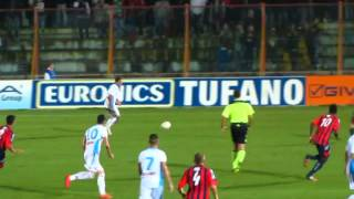 Casertana Catania 2-0 #RainonePasquale