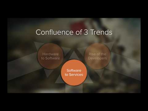 Trends in and the Future of Infrastructure