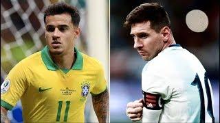 Brazil vs Argentina, Copa America Semi-Final, 2019 - MATCH PREVIEW