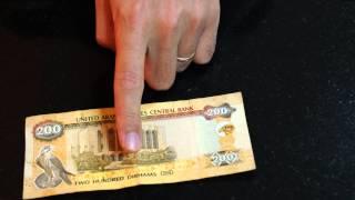 Валюта ОАЭ: Дирхамы и филсы - местные деньги(Видео про валюту ОАЭ, Дубай - дирхамы и филсы. Официальной валютой ОАЭ являются дирхамы, и при желании эти..., 2013-05-02T17:56:46.000Z)