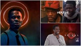 Chris Rock talks Spiral & the battle of the Crack Heads, who was better Pookie vs Gator