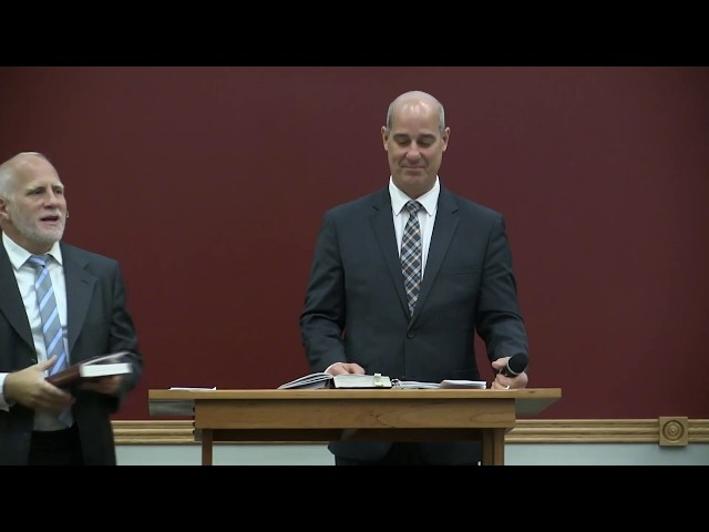 AM 190728 · Why are we called evangelical? · Pittman · VBC Livestream