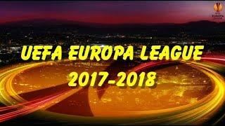 UEFA Europa League 2017-2018 Stadium Group A,B,C,D,E,F
