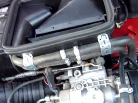 Thermostaat En Grill Vervangen Fiat Panda 45 D Youtube