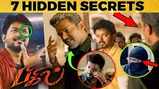 Bigil Trailer Breakdown: 7 Unnoticed Things!! | Thalapathy Vijay, Nayanthara | A.R Rahman | Atlee