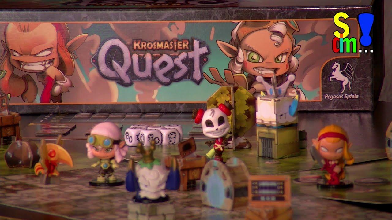Quest Spiel
