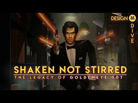 The Legacy of GoldenEye 007 | Design Dive