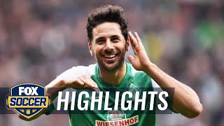 Video Gol Pertandingan Werder Bremen vs Hannover 96