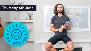 Pe With Joe | Thursday 4th June