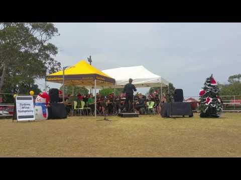 Sleigh Ride - Sydney Wind Symphony Orchestra
