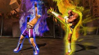 [TAS] Tekken 5 - Steve