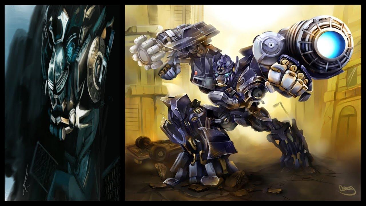 Transformers Movie History Ironhide Origin Story How He Met Optimus Prime