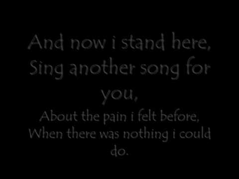 Let it out by staind + lyrics