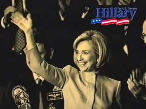 "Hillary Clinton for Senate Ad - ""First"" (2000)"