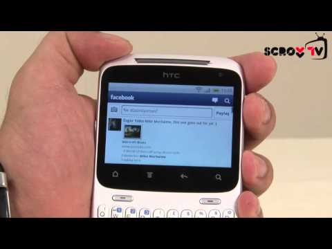 HTC CHACHA İnceleme - SCROLL