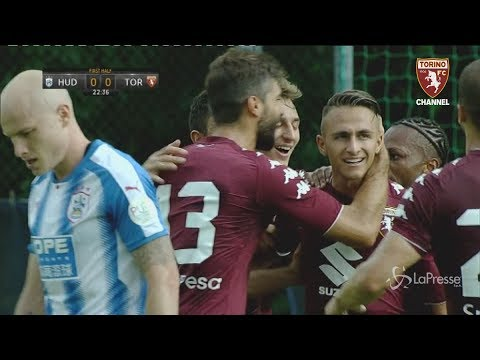Torino-Huddersfield 2-2 - Sintesi