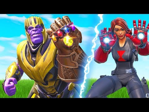 *NEW* Thanos Vs. Avengers Mode In Fortnite!