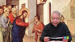 LHS Thứ Tư 19.02.2020: CÓ MẮT MÀ KHÔNG THẤY GÌ..Linh mục Giuse Lê Quang Uy, DCCT