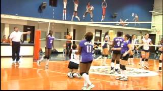 UTB Volleyball crusies past Wiley College
