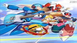 RE;FUTURE feat. ERICA - Megaman X Legacy Collection Soundtrack Sub Español