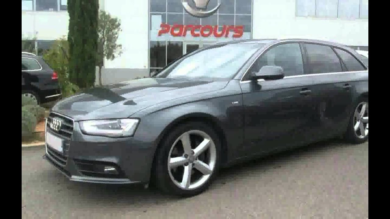 audi a4 avant 3 0 tdi 204 cv s line edition 2015 youtube. Black Bedroom Furniture Sets. Home Design Ideas
