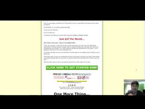 auto affiliate program scam? auto affiliate program review 2016