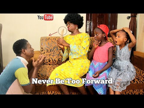 Download Never Be Too Forward - Mc Shem Comedian